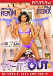 White Out #06 DVD Cover