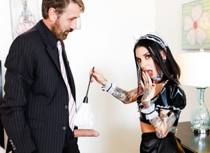 French Anal MILF Maids - Joanna Angel