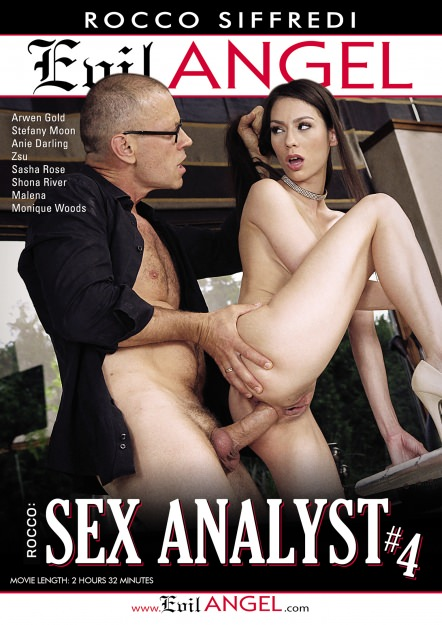 Rocco Sex Analyst #04 Dvd Cover