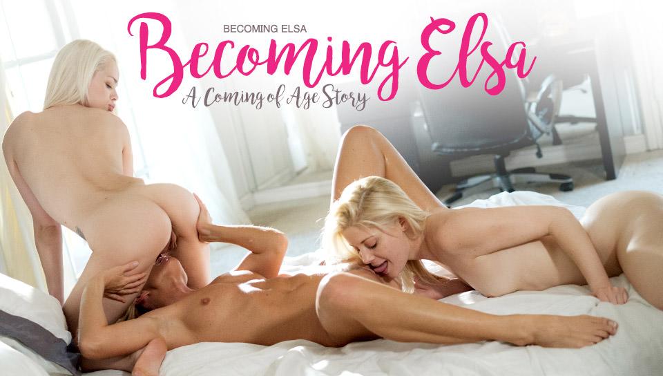 Becoming Elsa