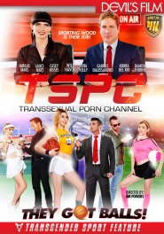 TSPC - Transsexual Porn Channel Dvd Cover