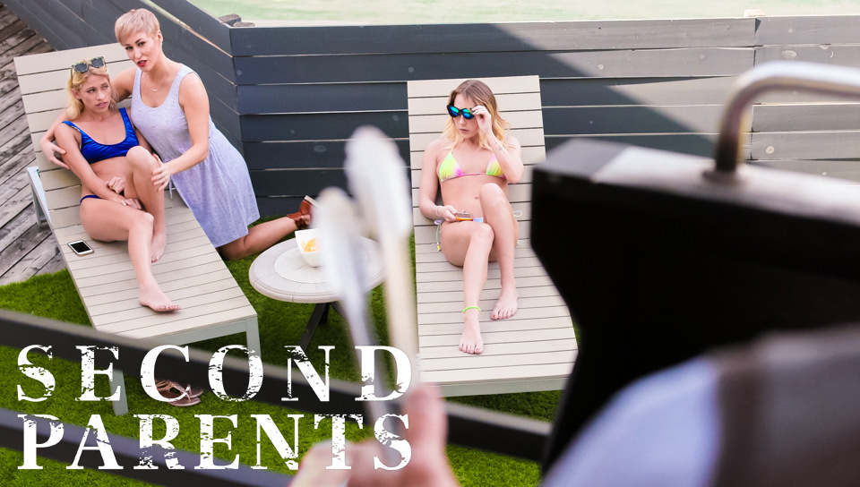 Second Parents – Khloe Kapri, Ryan Keely, Carter Cruise