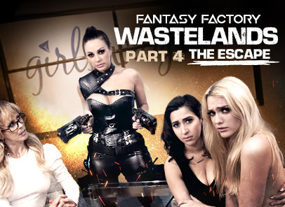Fantasy Factory: Wastelands (Episode 4)