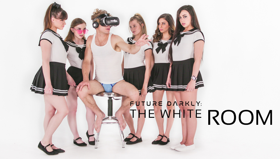 Future Darkly: The White Room, Scene #01