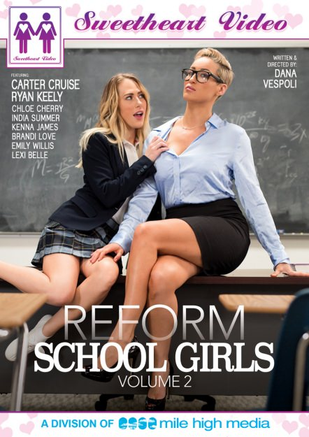 Reform School Girls #02 Dvd Cover