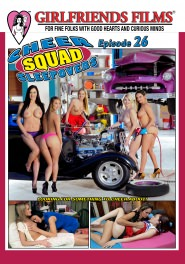 Cheer Squad Slumber Parties #26 Dvd Cover