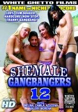 T-Girl Gangbangers #12