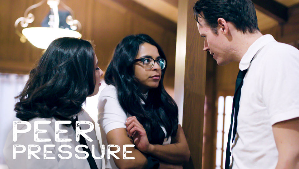 Peer Pressure – Casey Calvert, Vienna Black