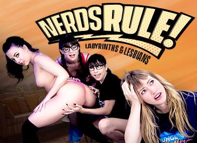Nerds Rule!: Labyrinths & Lesbians