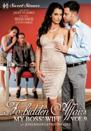 Forbidden Affairs #09 - My Boss's Wife Dvd Cover