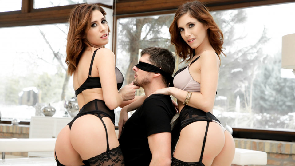 Download AssHoleFever - The Fox Twins' First Ever Anal