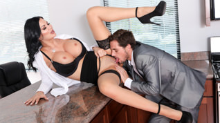Big Tit Office Chicks #06, Scene #01