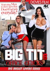 Big Tit Office Chicks #06 Dvd Cover