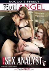 Rocco Sex Analyst #06 Dvd Cover
