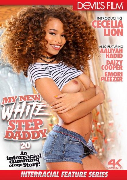 My New White Stepdaddy #20 Dvd Cover