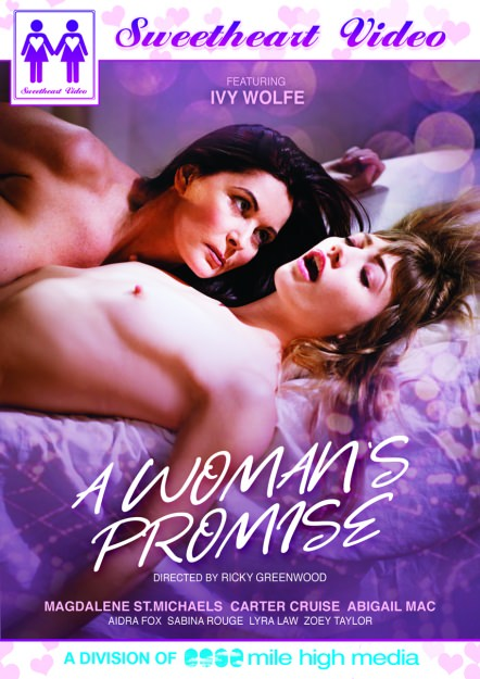 A Woman's Promise Dvd Cover
