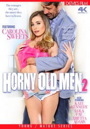 Horny Old Men #02 DVD Cover