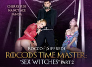 Rocco's Time Master Sex Witches Sc.2