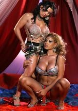 Bridget B And Sienna West