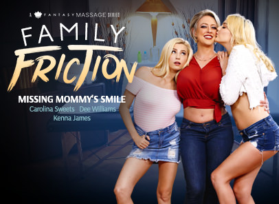 Family Friction 4: Missing Mommy's Smile