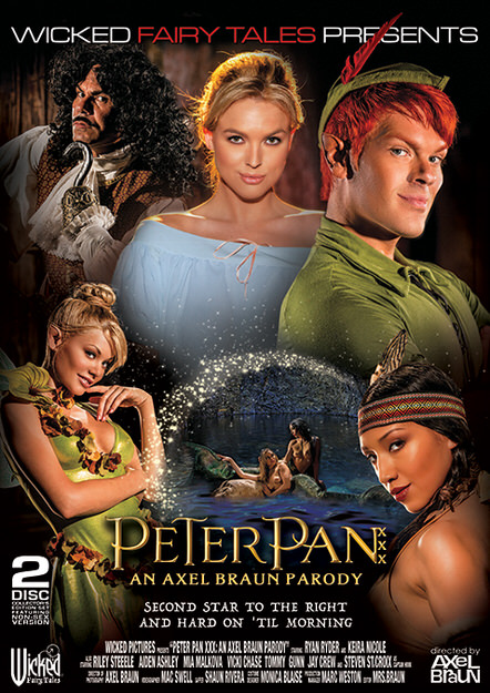 Peliculas porno wiked pictures Peter Pan Xxx An Axel Braun Parody Wicked Pictures Movie