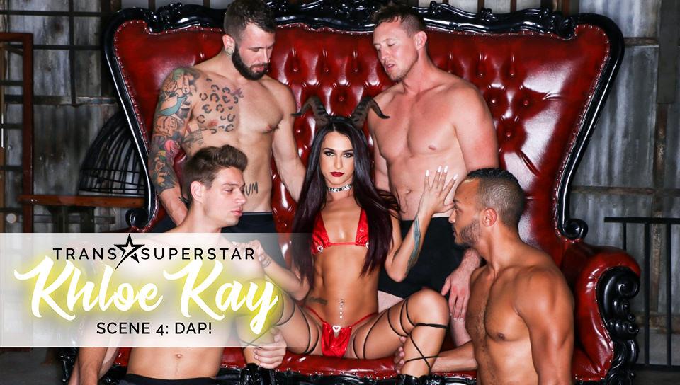 TS Superstar Khloe Kay Sc. 4: DAP!