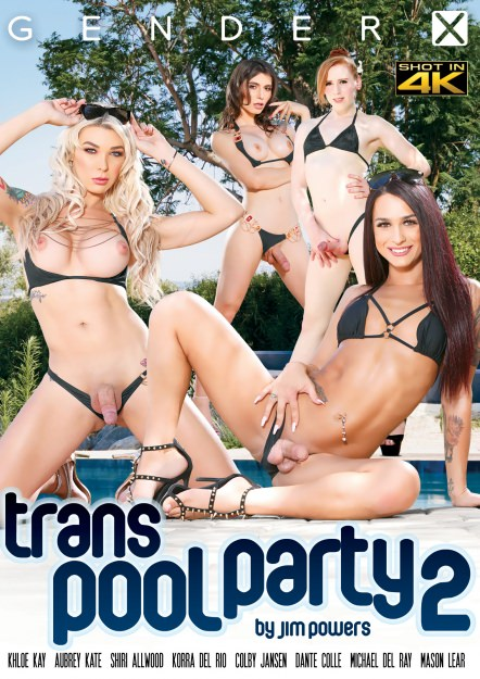 Trans Pool Party #02