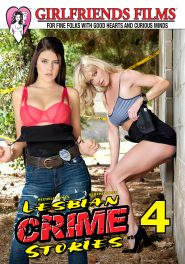 Lesbian Crime Stories #04 Dvd Cover