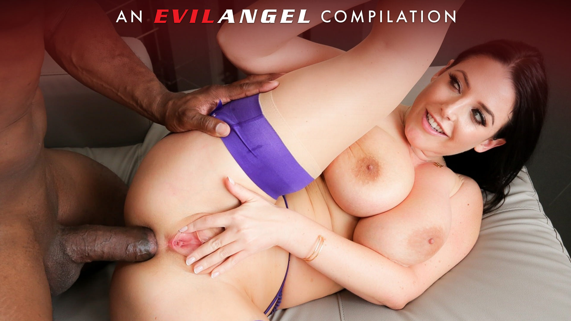 BBC Anal Compilation - Chris Streams, Scene #01