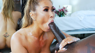 Asian MILF Kianna Dior Loves BBC