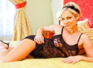 Vendy In Black Lingerie, Scene #1