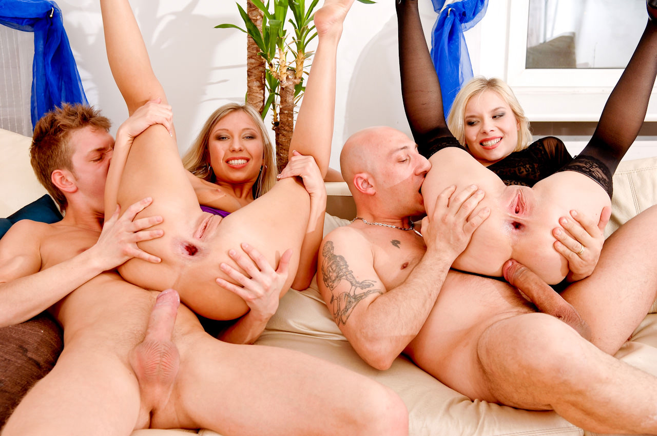 Anal Sex Party 40