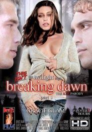 This Isn't twilight: Breaking Dawn The XXX Parody Part 1 DVD Cover