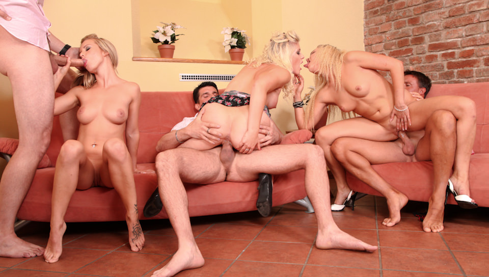 MHM-Swingers Orgies-Barra Brass, Sweet Cat, Bella Baby