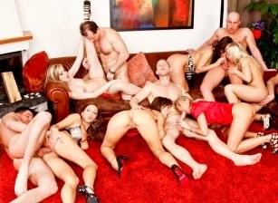 Bachelor Party Orgy, Scene #05