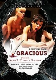 Voracious - Season 01 Episode 01 DVD Cover
