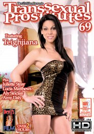 Transsexual Prostitutes #69 Dvd Cover