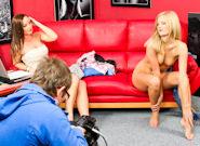 Casting #46 Nikita Blonde, Scene #01