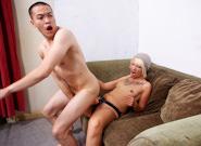 The Violation Of My Boyfriends Ass #05, Scene #2