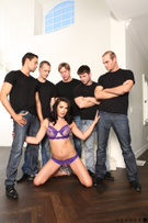 TS Gangbang Auditions - Scene 1 picture 45