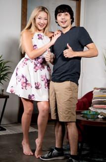 It's Okay! She's My Stepsister #06 - Adira Allure & Ricky Spanish Picture