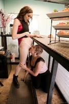 Servicing Mom In Public picture 1