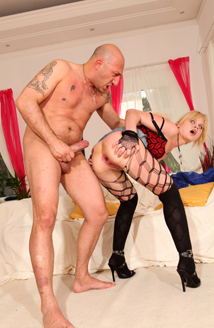 Rocco's Anal Slaves Picture