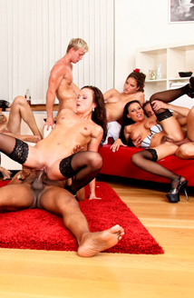 Bachelor Party Orgy #02 Picture