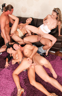Swingers Orgies #04 Picture