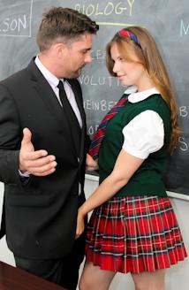 Corrupt Schoolgirls #08 Picture