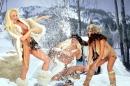 Silvia Saint, Cassidey Rae & Linda Thoren picture 1