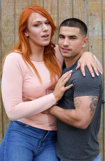 Aspen Brooks & Vadim Black Picture