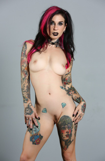 Joanna Angel Is Raven Picture