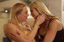 Lesbian Babysitters #14 picture 14